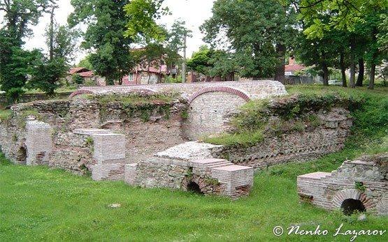 Старые руины- Хисаря