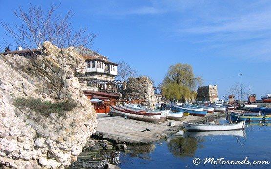 Стары город - Несебр