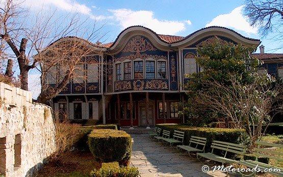 Старый город - Пловдив