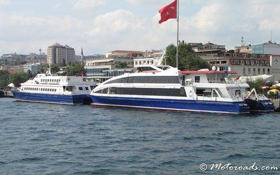 Ортакьой Истанбул Турция