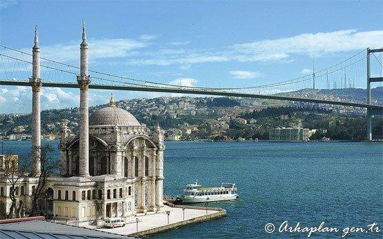 Ortakoy District, Istanbul