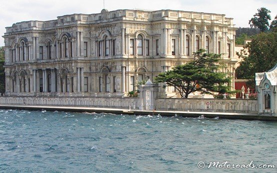 Palace on the Bosphorus, Uskudar