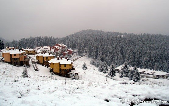 Pamporovo Ski Resort, Rhodope Mountains