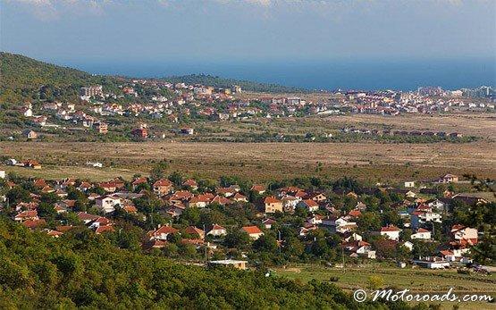 Панорама Кошарица