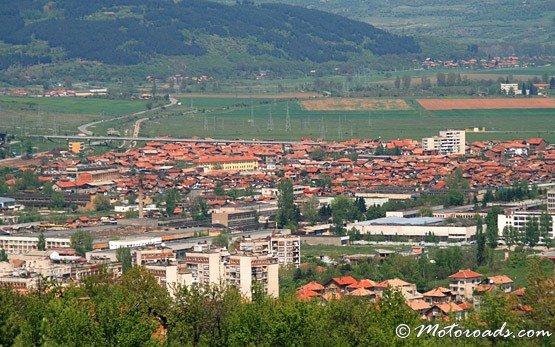 Панорама - Кюстендил