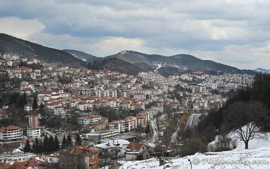 Winter in Smolyan