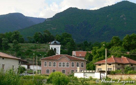 Панорама Сливен