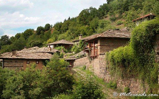 Panorama, Village of Leshten