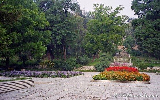 Park in Velingrad
