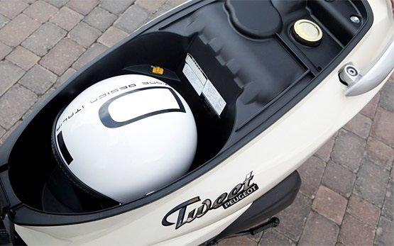 Пежо Твит 125 - скутер на прокат в Малаги