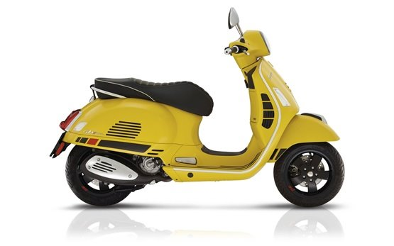 Piaggio Vespa GTS Super 125 ie - ABS - rent a scooter rental - Lisbon