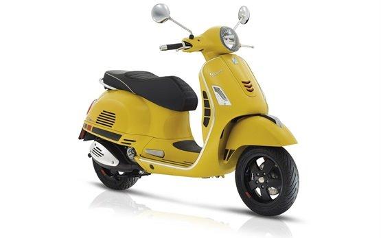 Пьяджио Веспа GTS Super 125 ie - скутеры напрокат в Лиссбоне