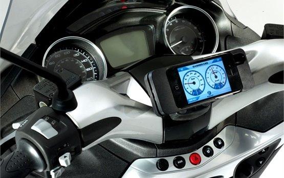Piaggio X10 350 - scooter hire Italy