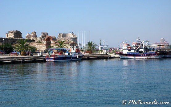 Pier, Nessebar