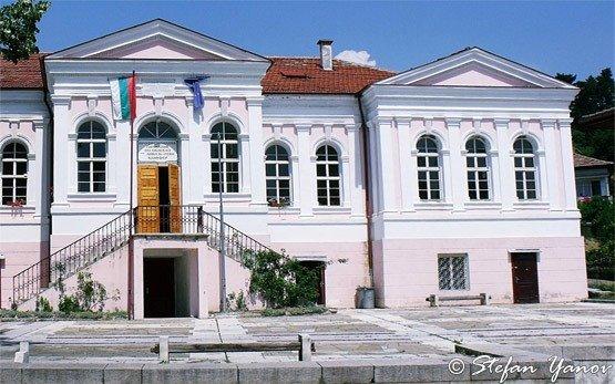 Профессиональная школа Иванка Ботева - Калофер