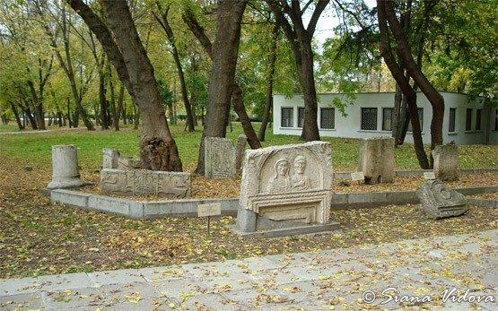 Park in Razgrad