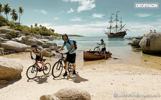 Аренда велосипедов в Солнечный берег  - Болгарии