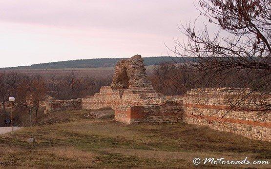 Римские руины  Хисаря