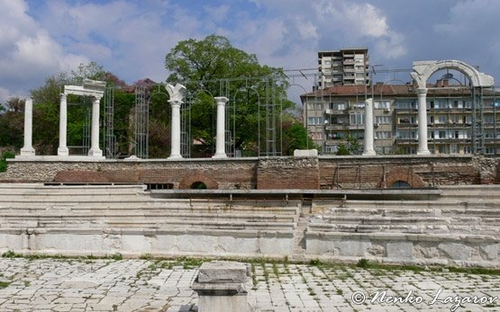 Roman Ruins in Stara Zagora