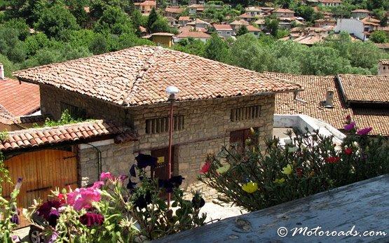 Roofs, Veliko Tarnovo