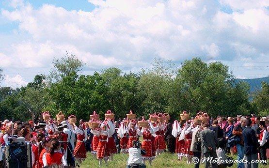 Rose Festival, Kazanlak