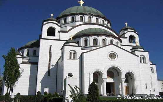 Cathedral of Saint Sava - Belgrade