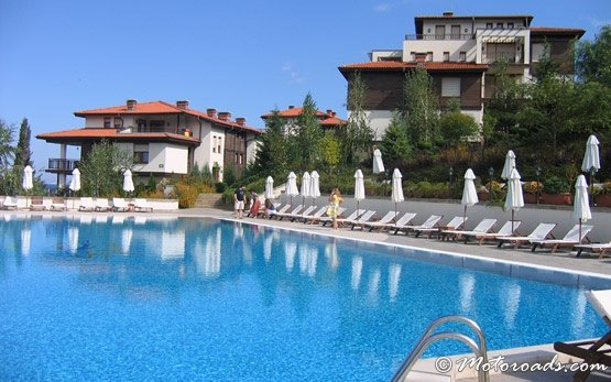 Santa Marina Hotel, Sozopol