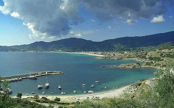 Sarti - Sithonia, Greece