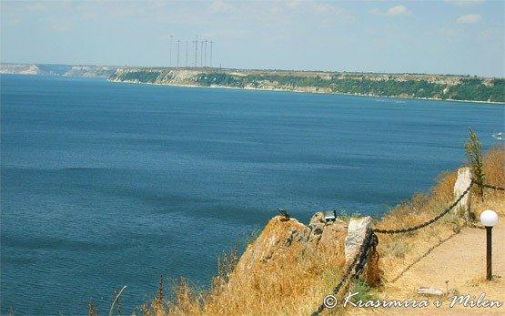 Вид на море  - Каварна