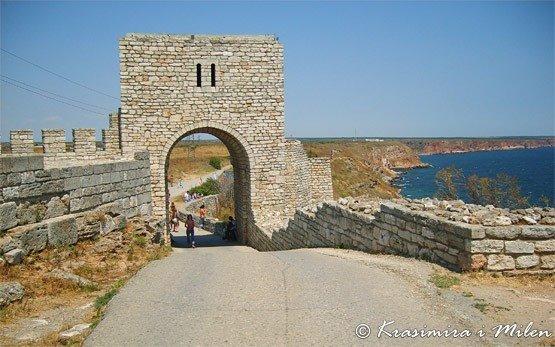 Калиакра крепость - Каварна