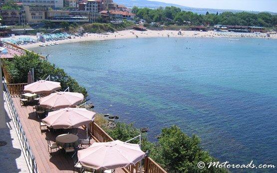 Вид на море - Созополь