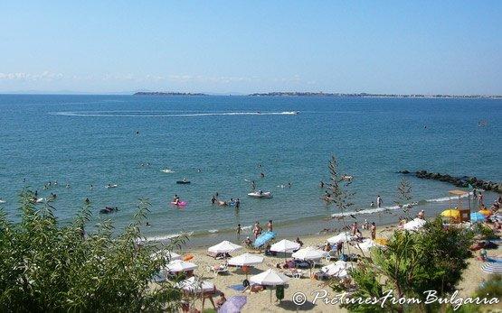 Sea View, Sunny Beach