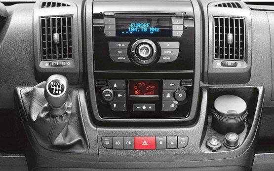 Interior » 2016 Peugeot Boxer 8+1