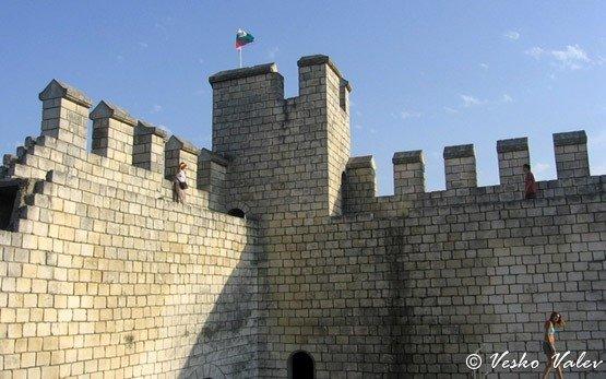 Шумен крепость