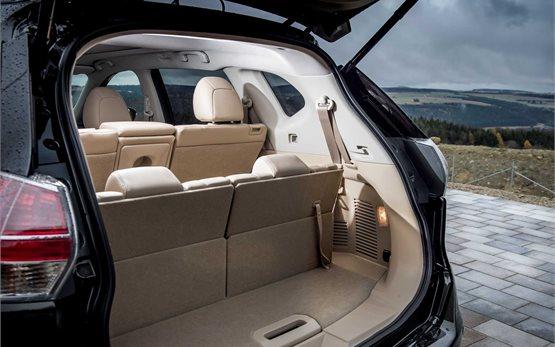 2018 Нисан Екс Трейл  5+2 AUTO