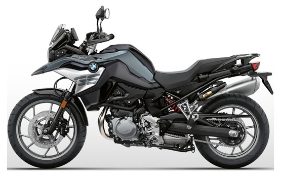 BMW F 750 GS  - Motorrad mieten München