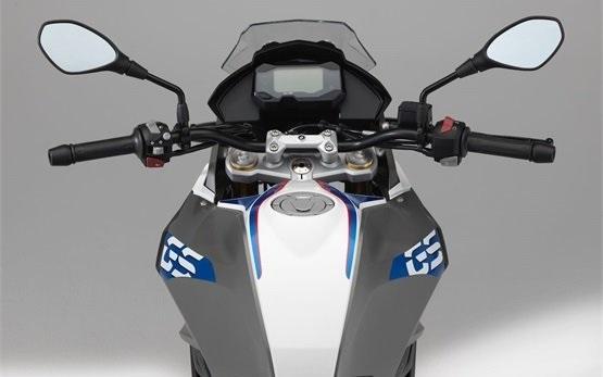 BMW G 310 GS - alquilar una moto en Milán