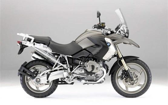 БМВ R 1200 GS - аренда мотоцикла в Испании
