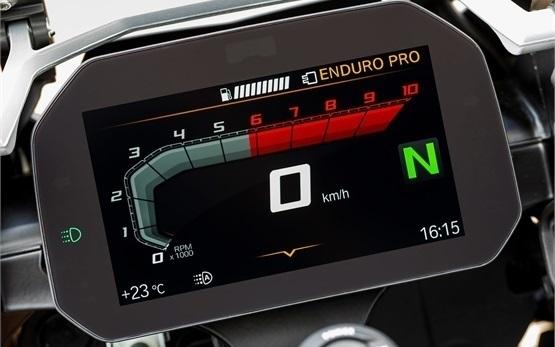 BMW R 1250 GS ADV - прокат мотоциклов Рим