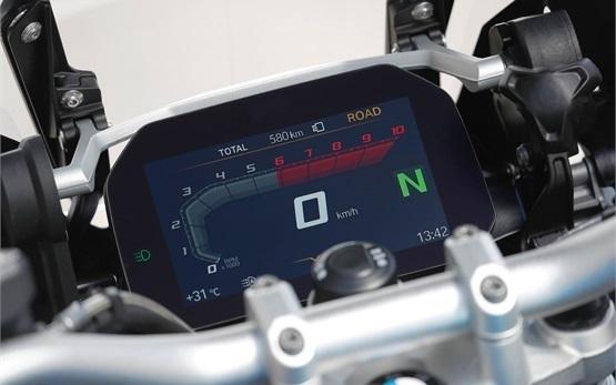 БМВ R 1250 GS - аренда мотоцикла Крит - Ираклион Аэропорт
