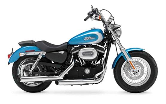 Harley Davison Sportster 1200 - Motorradverleih Zypern