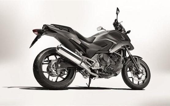 Honda NC700X - Motorrad mieten Zypern