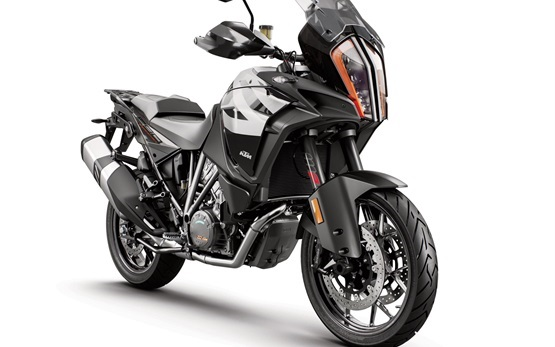 KTM 1290 Super Adventure S - motorcycle rent Malaga Spain