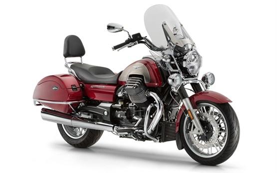Moto Guzzi California 1400 Touring - аренда мотоцикла в Италии