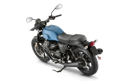 Moto Guzzi V7 - аренда мотоциклов в Риме