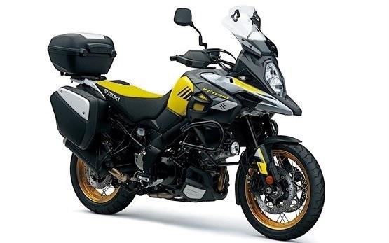 Suzuki V-strom 650cc - alquiler de motocicletas en Split