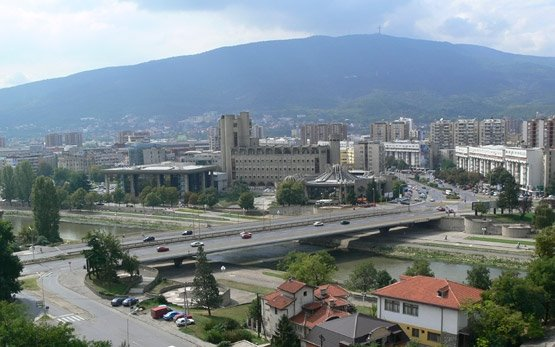 Панорама - Скопие