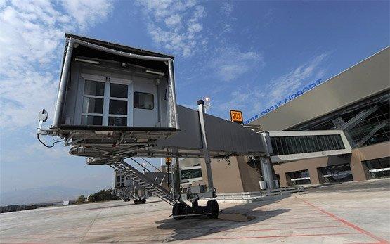 Аэропорт Скопие - Такси