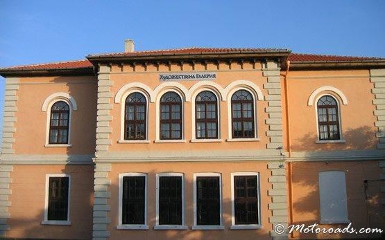 Художествената галерия на Созопол