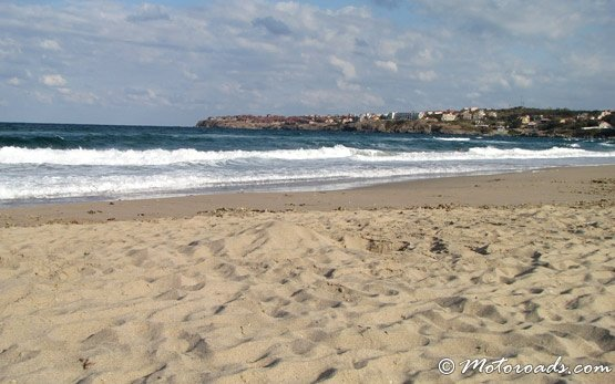 Sozopol`s Beach